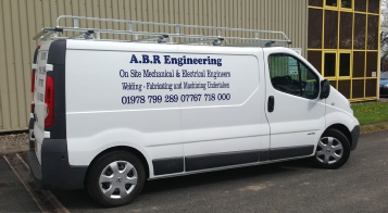 ABR Engineering. On site mechanical and electrical engineers in Wrexham, Mold, Deeside, North Wales and Cheshire.